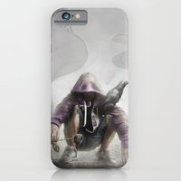 The Crow Of Zagreb iPhone 6 Slim Case
