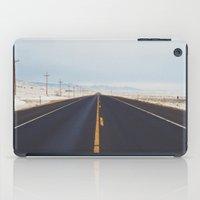 Endless Road iPad Case