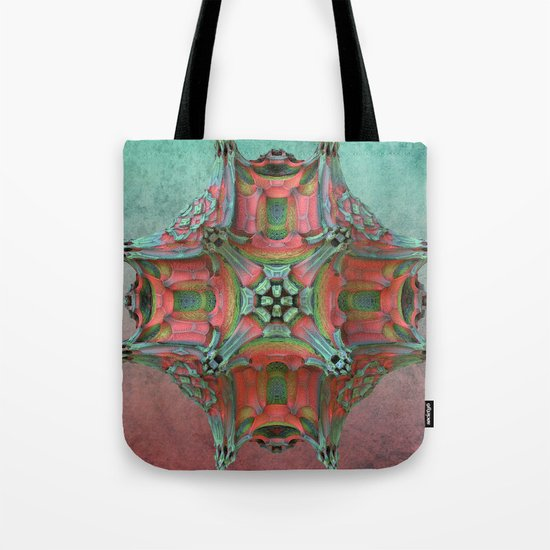 That Odd Flower Tote Bag