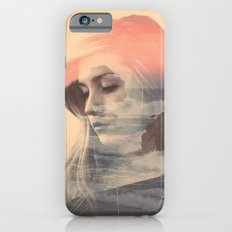 Wild Lion (Double Exposure) iPhone 6 Slim Case