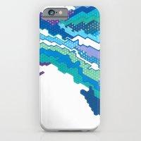 Geometric Landscape iPhone 6 Slim Case