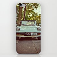 Alfa iPhone & iPod Skin