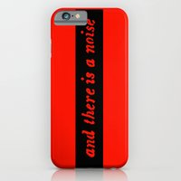 And There Is A Noise iPhone 6 Slim Case