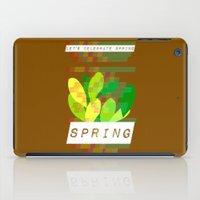 Celebrate Spring iPad Case