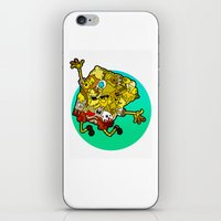 Hey Bob!!! iPhone & iPod Skin