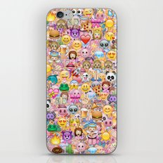 Emoji / Emoticons iPhone & iPod Skin