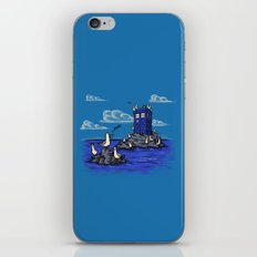 The Seagulls have the Phonebox iPhone & iPod Skin