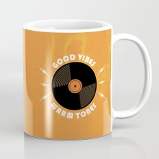 Good Vibes and Warm Tones Mug