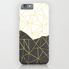 Ab Half and Half White Gold Slim Case iPhone 6s