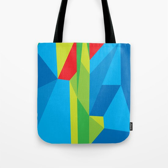 Stalactite Tote Bag