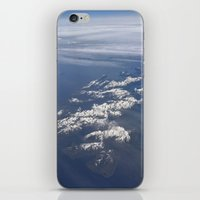 Gulf of Alaska iPhone & iPod Skin