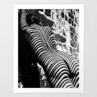 Eden's Eye 02 Art Print
