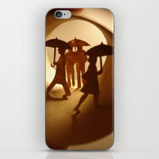 Rain (Pluie) iPhone & iPod Skin