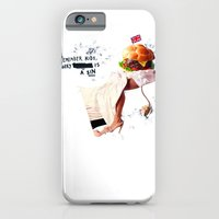 Burgery Is A Sin iPhone 6 Slim Case