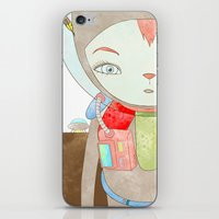 탐사 TO YOUR HEART TO THE MOON iPhone & iPod Skin