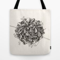 The Knitting Tote Bag