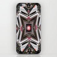 Internal Kaleidoscopic Daze- 1 iPhone & iPod Skin