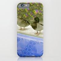 iPhone & iPod Case featuring duckz by Caroline David