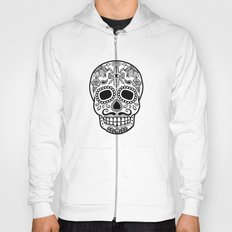 Mexican Skull - White Edition Hoody