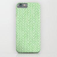 iPhone & iPod Case featuring Chevron by Katie L Allen