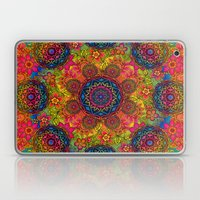 baroque mandalas Laptop & iPad Skin