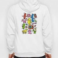 Haring - Simpsons Hoody