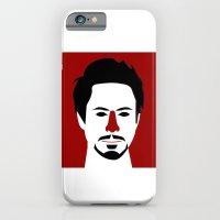 Robert John Downey Jr. iPhone 6 Slim Case