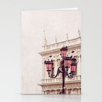 MAGICAL VENICE | Palazzo Bianco Stationery Cards