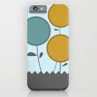 iPhone & iPod Case featuring Country Flora by trisarahtoops