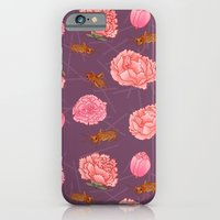 Carnations & Crickets iPhone 6 Slim Case