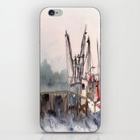 Mayport 3 Of 3 iPhone & iPod Skin