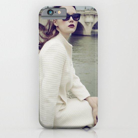 Paris Vintage 2 iPhone & iPod Case