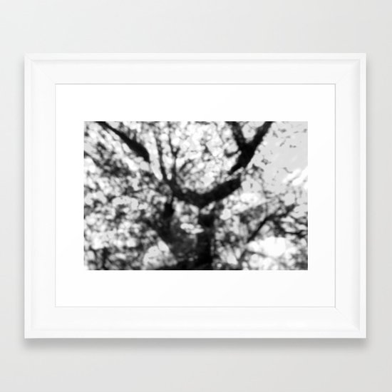 1228 Framed Art Print