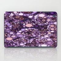 :: Purple Cow :: iPad Case