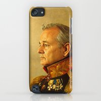 iPod Touch Cases featuring Bill Murray - replaceface by replaceface