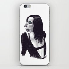Marion iPhone & iPod Skin