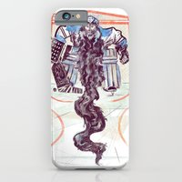 iPhone & iPod Case featuring Playoff Beards by Dushan Milic