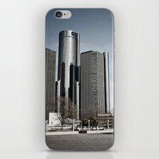 Detroit's Hart Plaza iPhone & iPod Skin