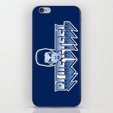 Blue Steel iPhone & iPod Skin