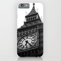 iPhone & iPod Case featuring Big Ben by Msimioni