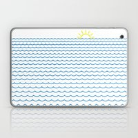 Sea Lover Laptop & iPad Skin