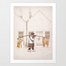 Peter Art Print
