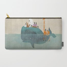 Carry-All Pouch - summer holiday - bri.buckley