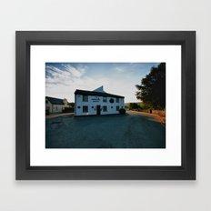 The Crown Inn Framed Art Print