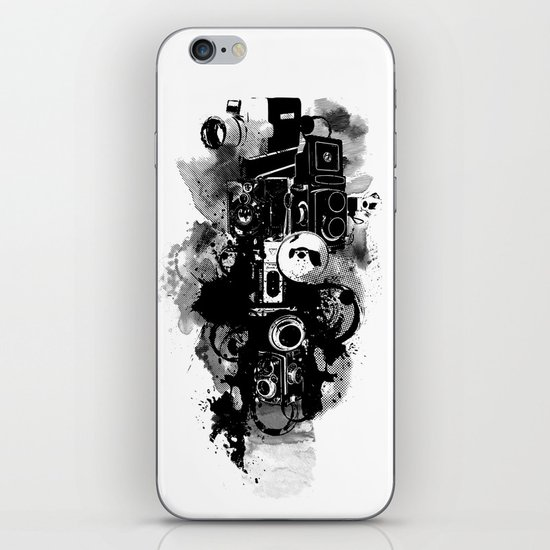 Surveillance  iPhone & iPod Skin