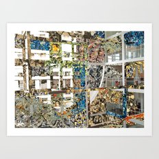 MUSEUM OF PHOTOGRAPHIC ARTS Art Print