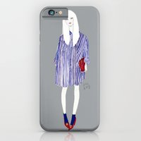 Stripes in Shibuya  iPhone 6 Slim Case