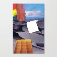 Spill Tool Canvas Print