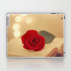Romance Novel Laptop & iPad Skin