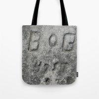 Bob - 47 St Tote Bag